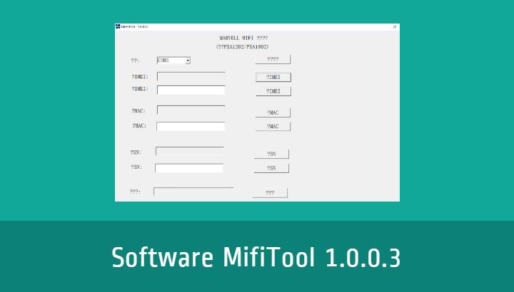 Download MifiTool